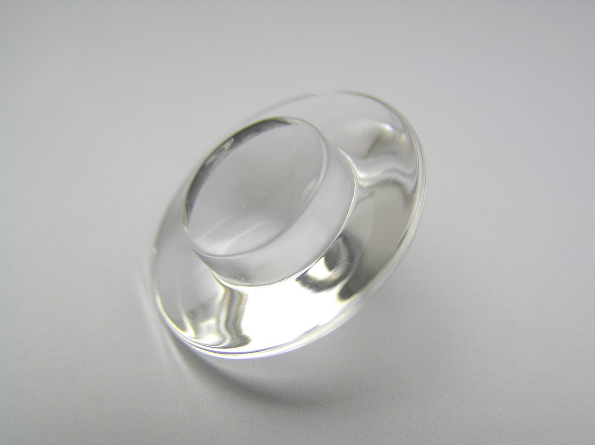 水晶 宝珠型舎利入